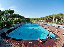 Orbetello Camping Village*** s plnou penzí - Orbetello