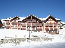 Hotel Residence Dahu*** s polopenzí (Family Suite) - Passo Tonale