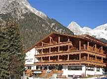 Sporthotel Wildgall*** s polopenzí - Anterselva