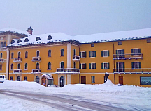 Grand Hotel Astoria**** s polopenzí - Lavarone
