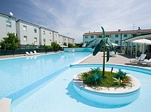 Apartmány Long Beach Village - Lido Adriano