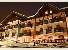 Hotel Residence Dahu*** s polopenzí (Family Comfort M. a Superior) - Passo Tonale