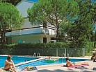 Apartmány Villaggio Burchiello - Lignano Pineta