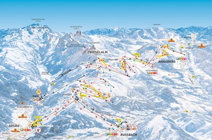 Skimap Dachstein West web_700