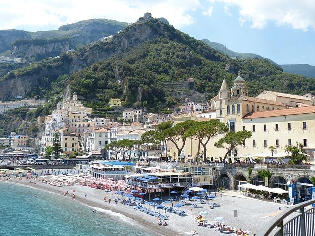 Amalfi Kampanie