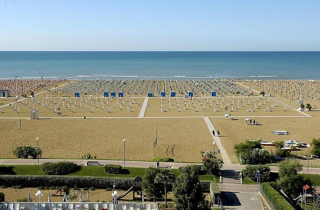 Bibione pláž