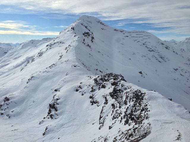 Bormio lyžování Itálie