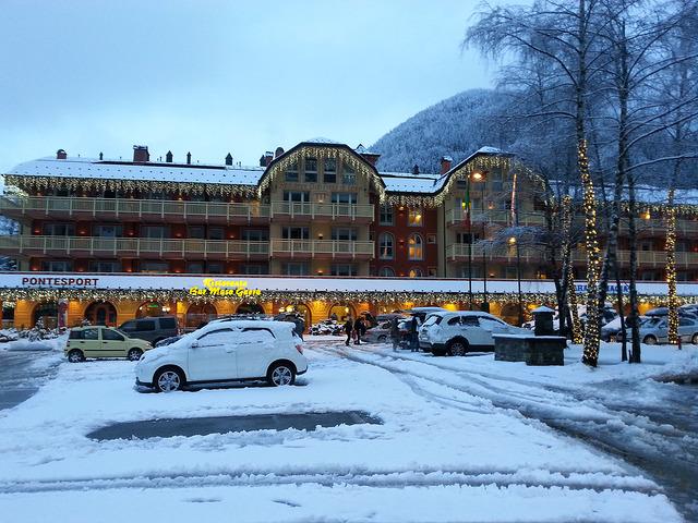 Passo Tonale hotel